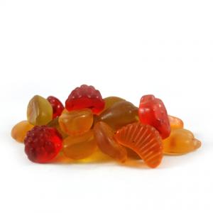 Fruchtmix mit Fruchtstückchen