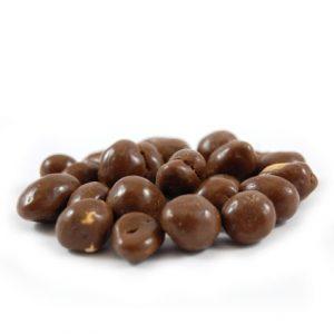 Schoko Erdnüsse