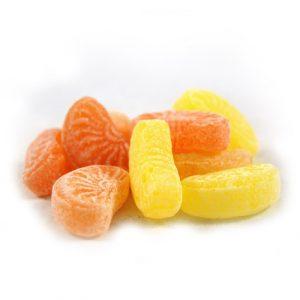 Zitrone Orange