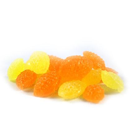 Zitrone & Orange zuckerfrei