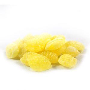 Zitrone sauer