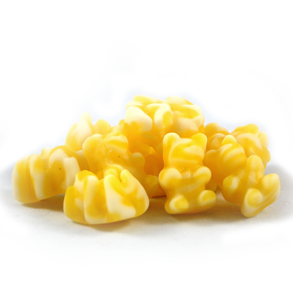 Zitronen Bärchen