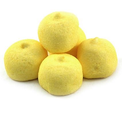 Speckbälle Gelb