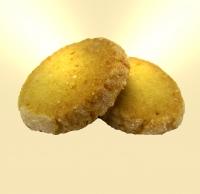 Butter Heidesand mit Zuckerrand