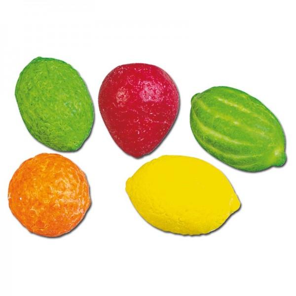 Früchtemix Kaugummi
